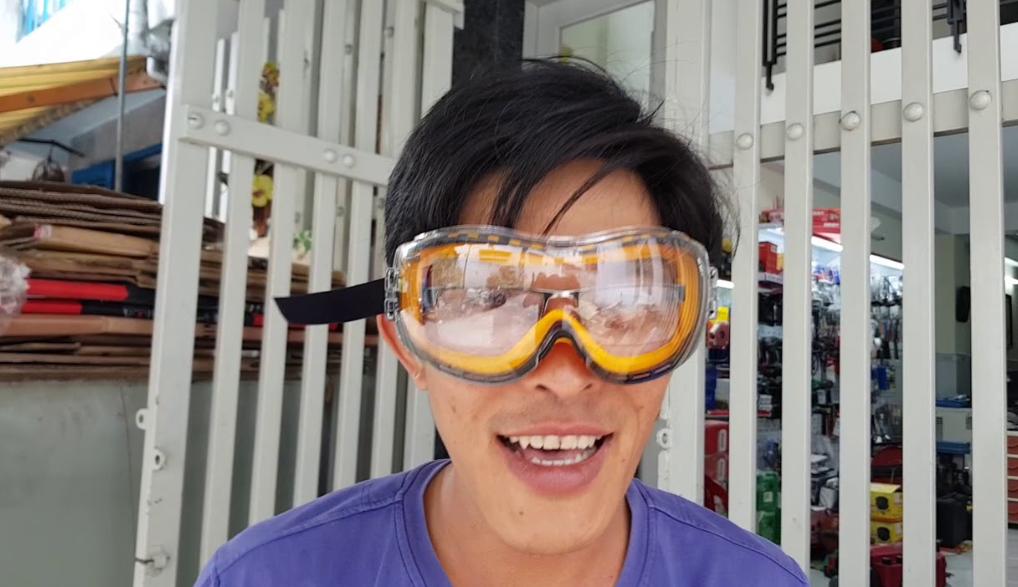 Kính bảo hộ bảo vệ mắt