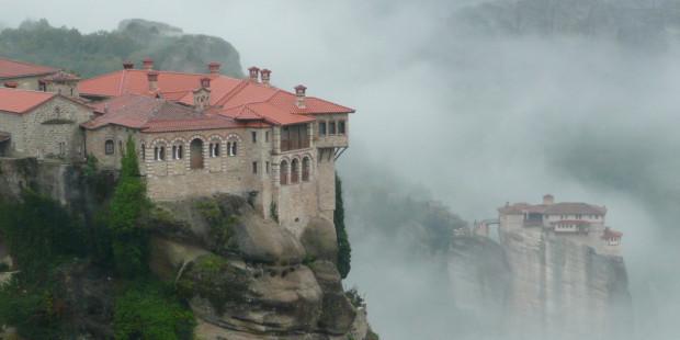 5 tu viện đẹp nhất trên thế giới