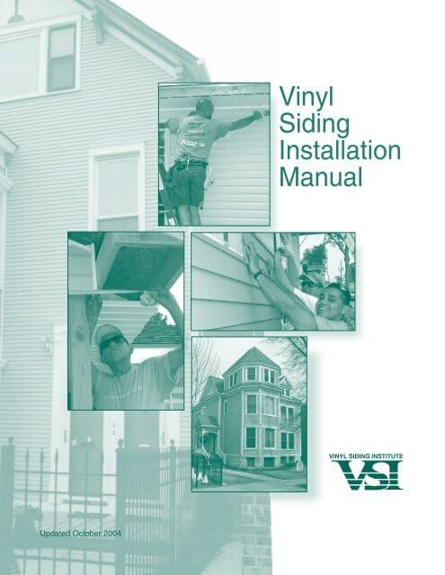 How to install vinyl siding in easy steps
