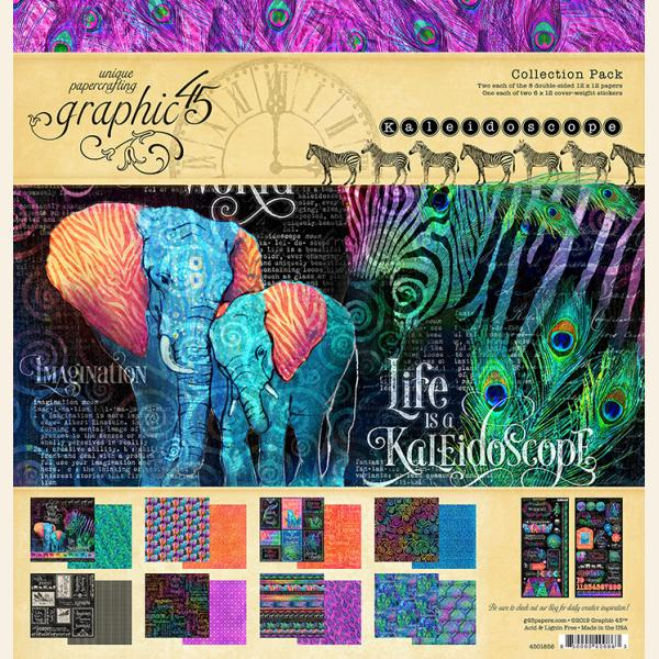 Kaleidoscope 12x12 Collection Pack