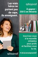 Signets campagne enseignants - Pour les enseignants