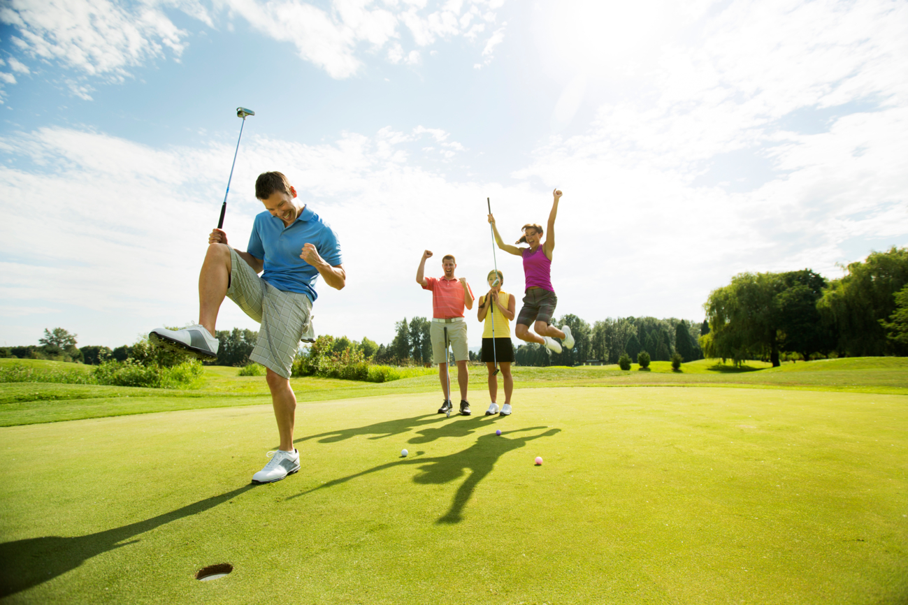 Linh hoạt hơn khi nắm các thuật ngữ khi tính điểm đánh golf.
