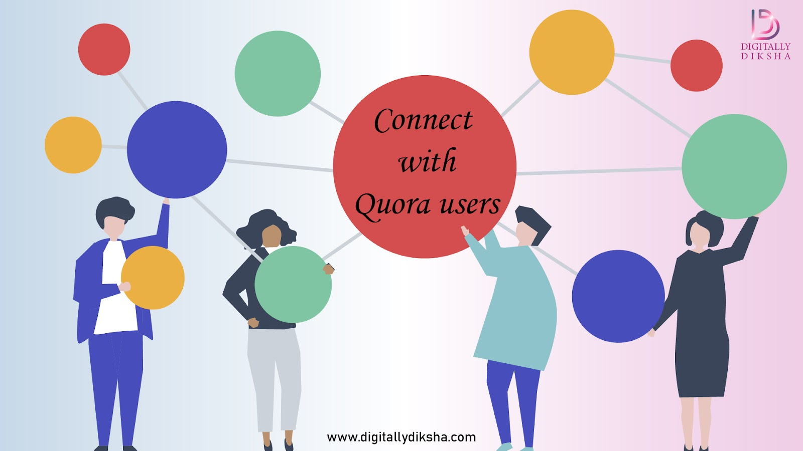 Connect with Quora users