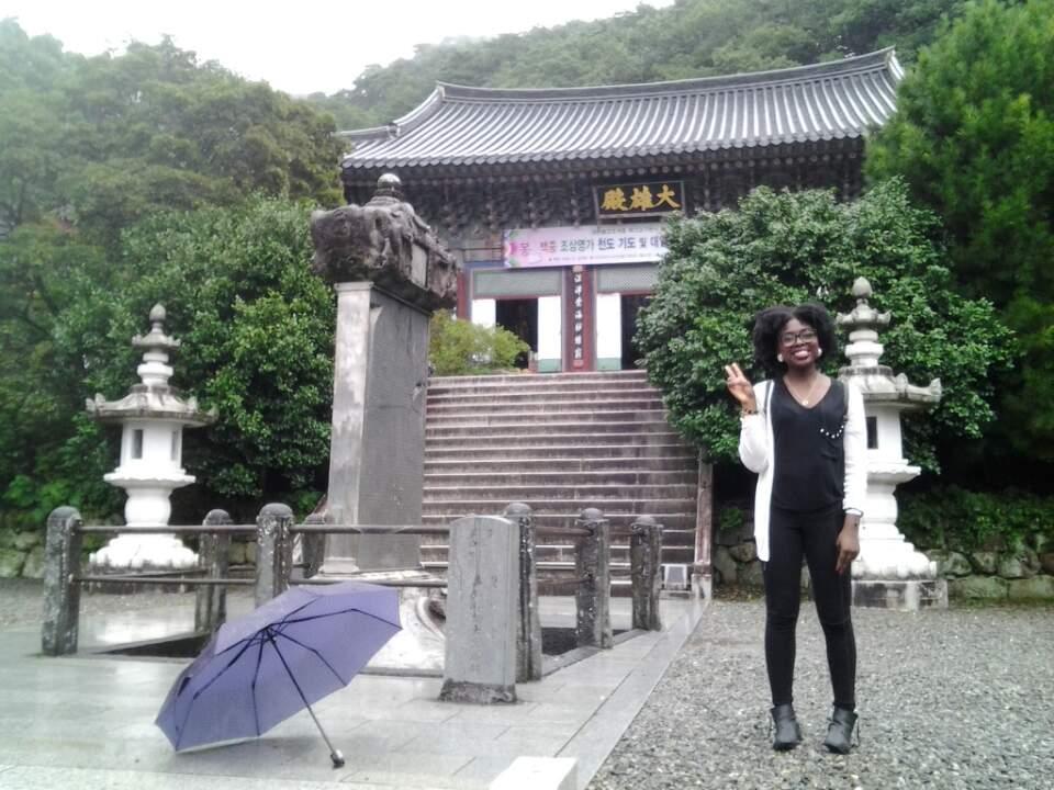 Être Noire et avoir des cheveux crépus… en Corée [1re partie]