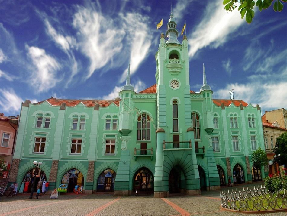 Мукачівська зелена ратуша
