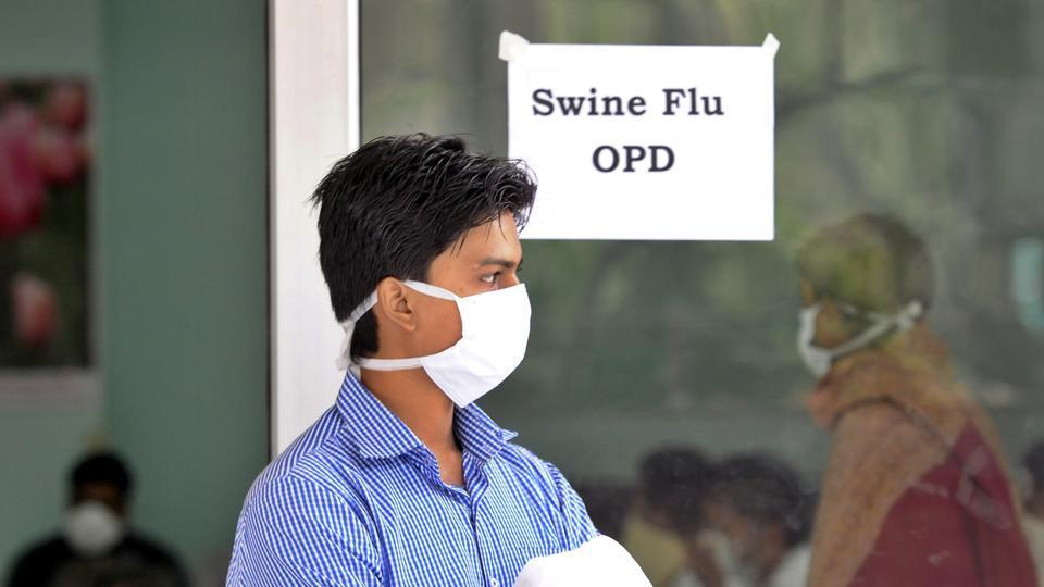 Image result for Sharp rise in H1N1 cases