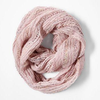 Infinity Loop Scarves and Wraps with Kohls Promotion Code July 2014