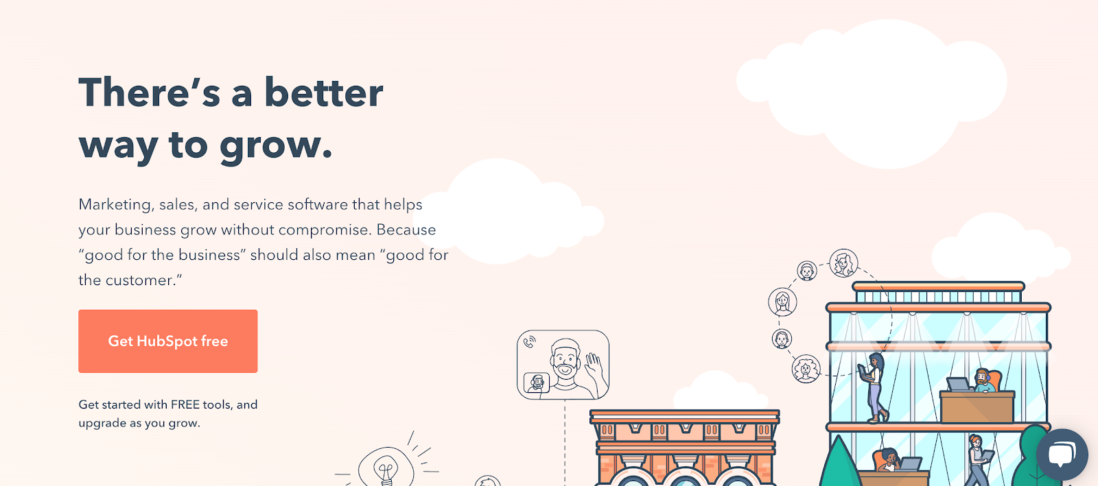 HubSpot: Reducing customer churn starts on the homepage