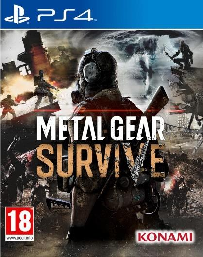 Amazon.com: Metal Gear Survive (PS4): Video Games