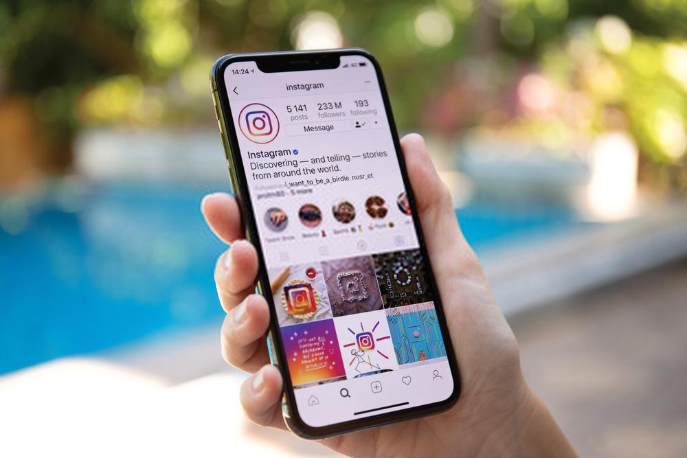 Cara promosi di Instagram 2020