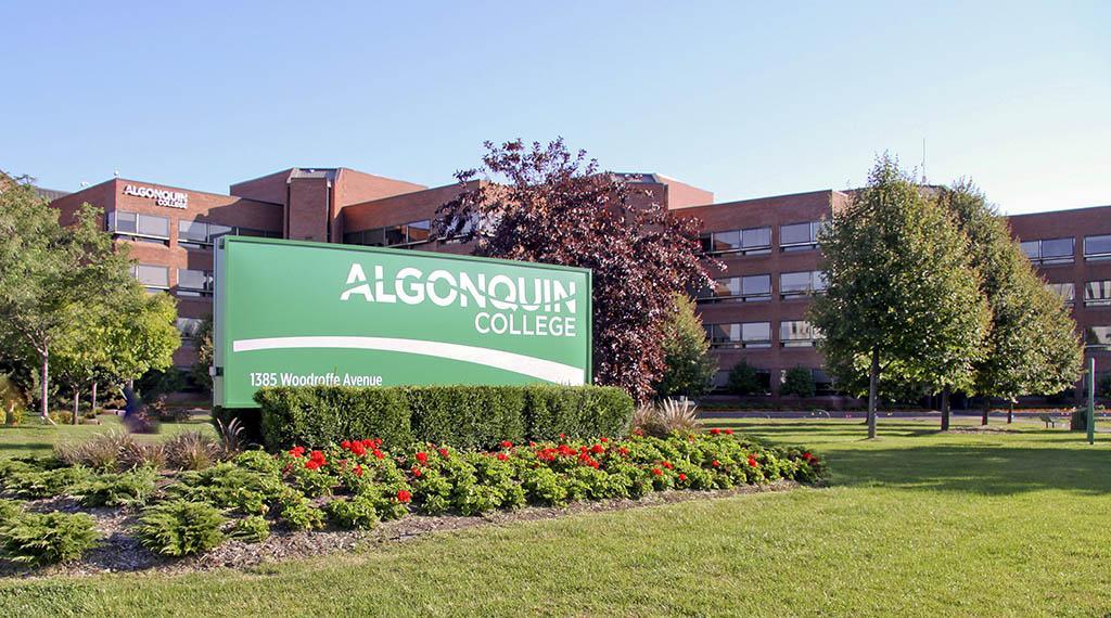 カナダ留学比較 ⑤Algonquin College