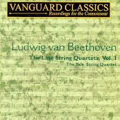 String Quartet No. 12 in E Flat Major, Op. 127: I. Maestoso - Allegro