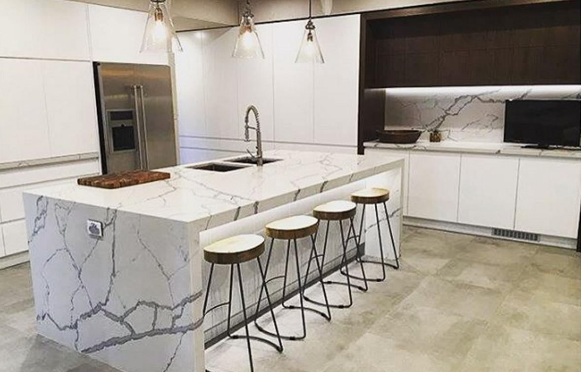 Get Sophistication With White Quartz Counters In Denver Granite