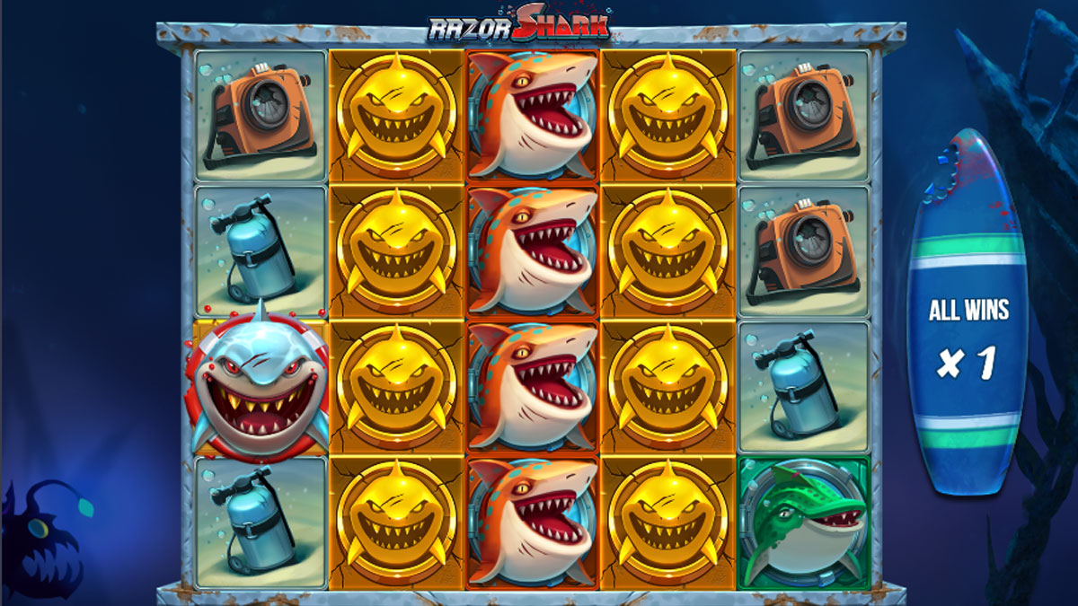 Razor Shark Slot Demo Online