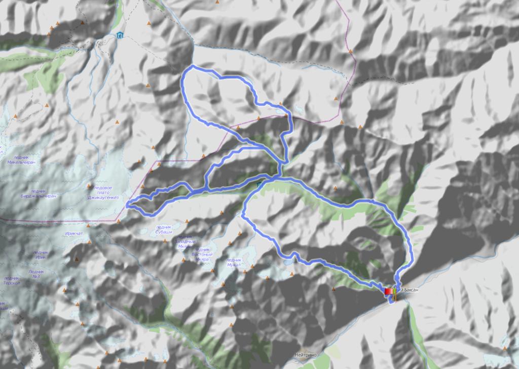 Заявка на Elbrus World Race – как это работает