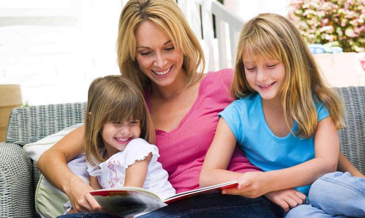 Роль сказок, историй и книг в жизни ребенка