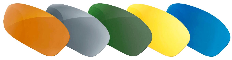 Colores de lentes