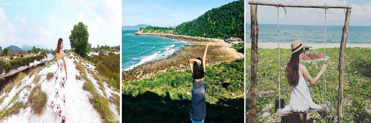 Kinh nghiệm và hướng dẫn du lịch Quan Lạn từ A - Z