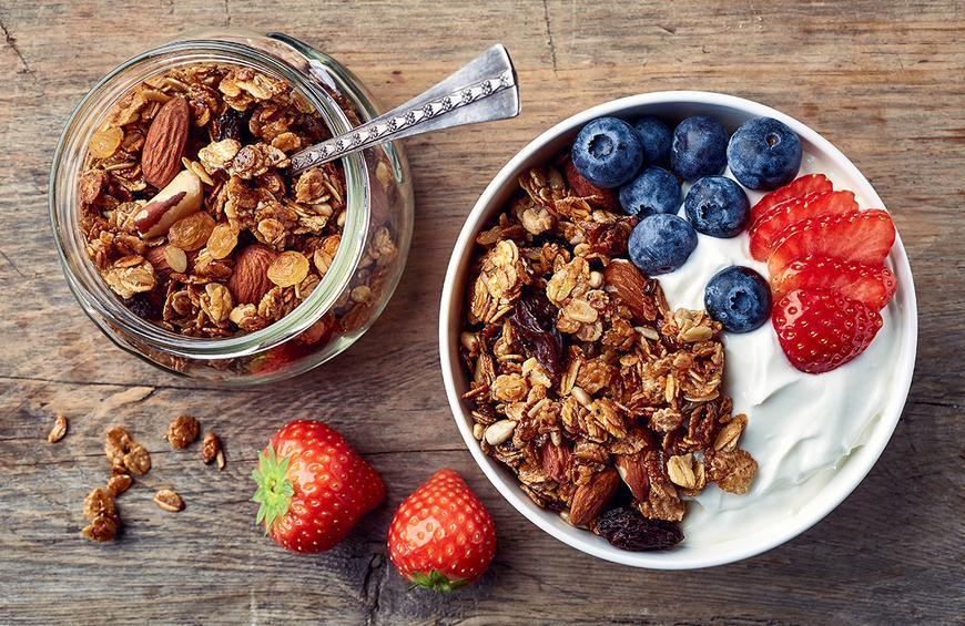 """""""healthy"""" foods"""