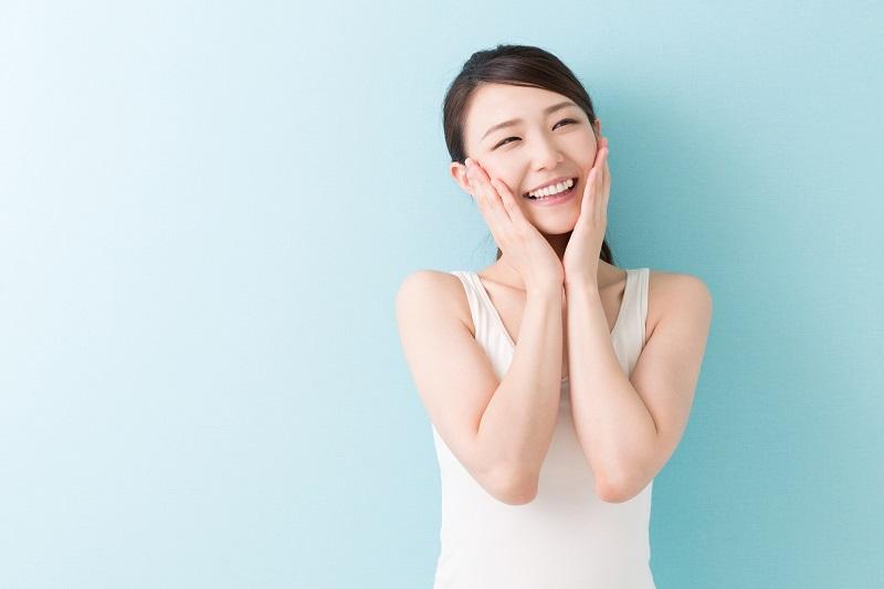 Omega 3 giúp làn da mềm mại, mịn màng và không có nếp nhăn