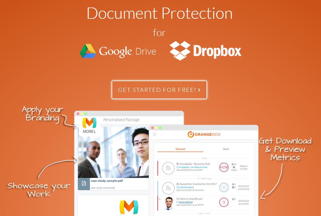 Orangebox email tracker
