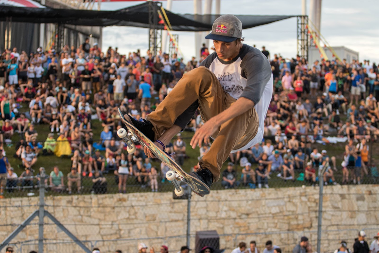 Ryan Decenzo during Men's Skateboard Street