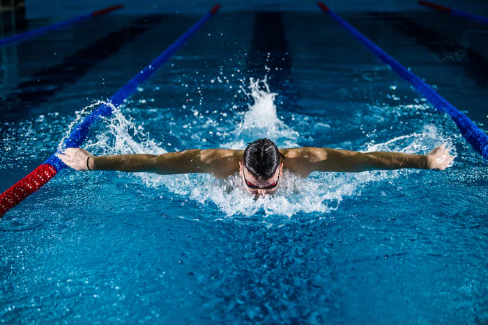 How does Strava measure swimming?