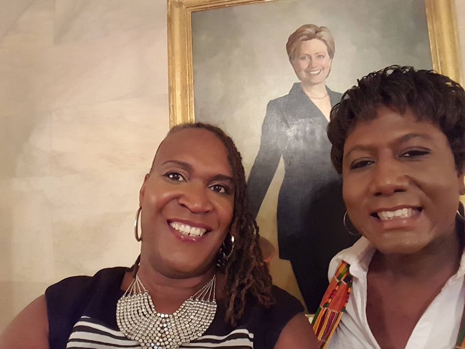 andrea and Monica at the white house.jpg