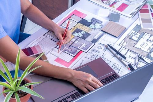 Design,Architecture,Hand,