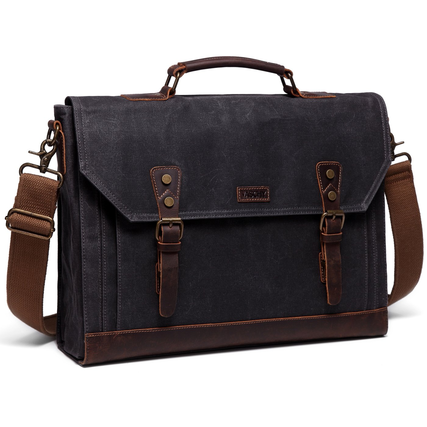 Vaschy makes a great messenger bag for dad's gift this year