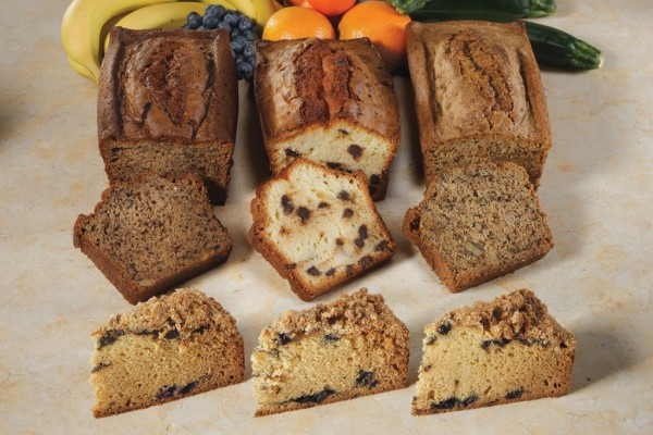Make Your Quick Breads Healthy | jovina cooks