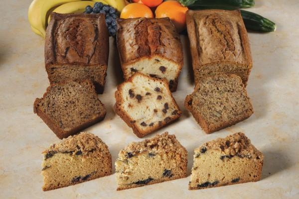 Make Your Quick Breads Healthy | jovinacooksitalian