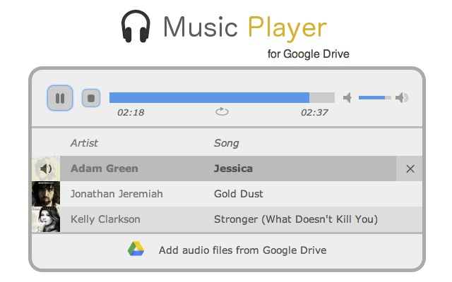 MediaPlayer - Video and Audio Player - Chrome Web Store