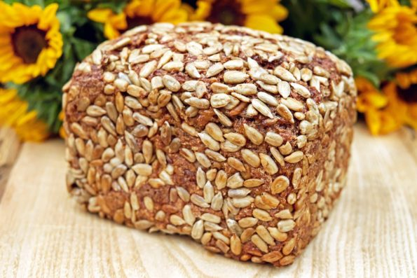 Whole Grain foods are healthy foods!