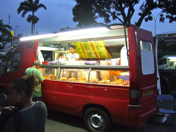 The Restaurant Dream for a Food Truck
