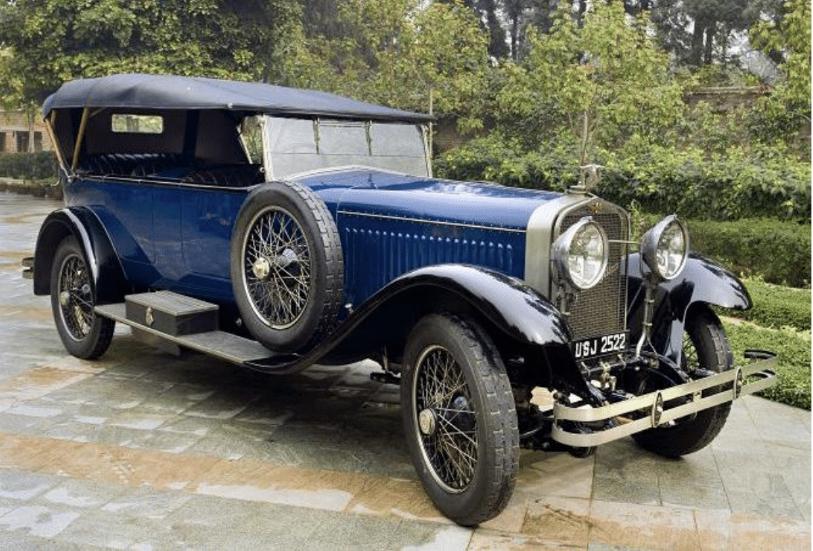 Sudhir Choudhrie's Hispano-Suiza H6B 1927