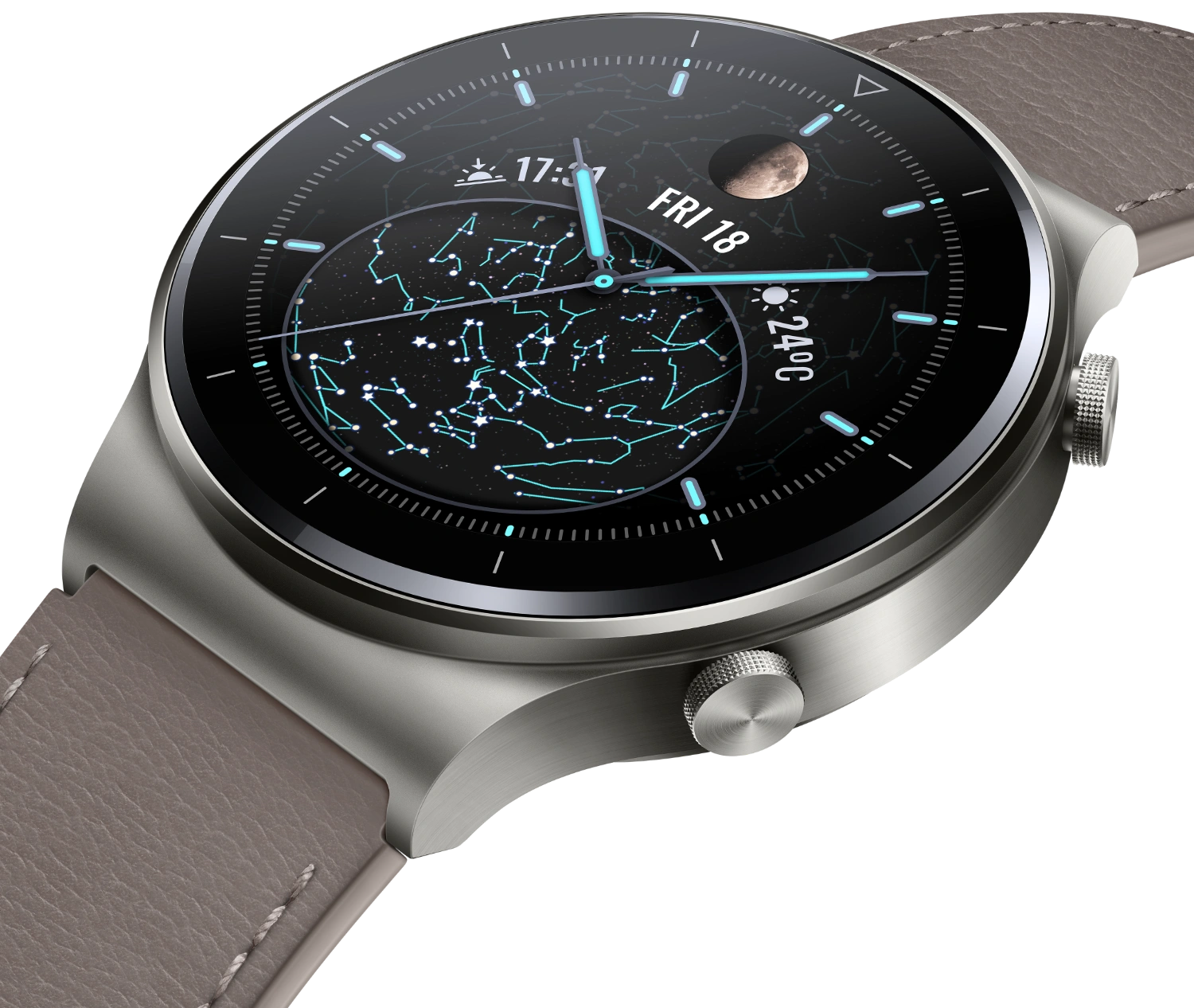 Huawei watch gt2 pro now accessible at Huawei shop South Africa