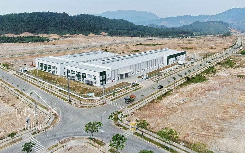 Long An đang là nơi thu hút nhiều doanh nghiệp lớn