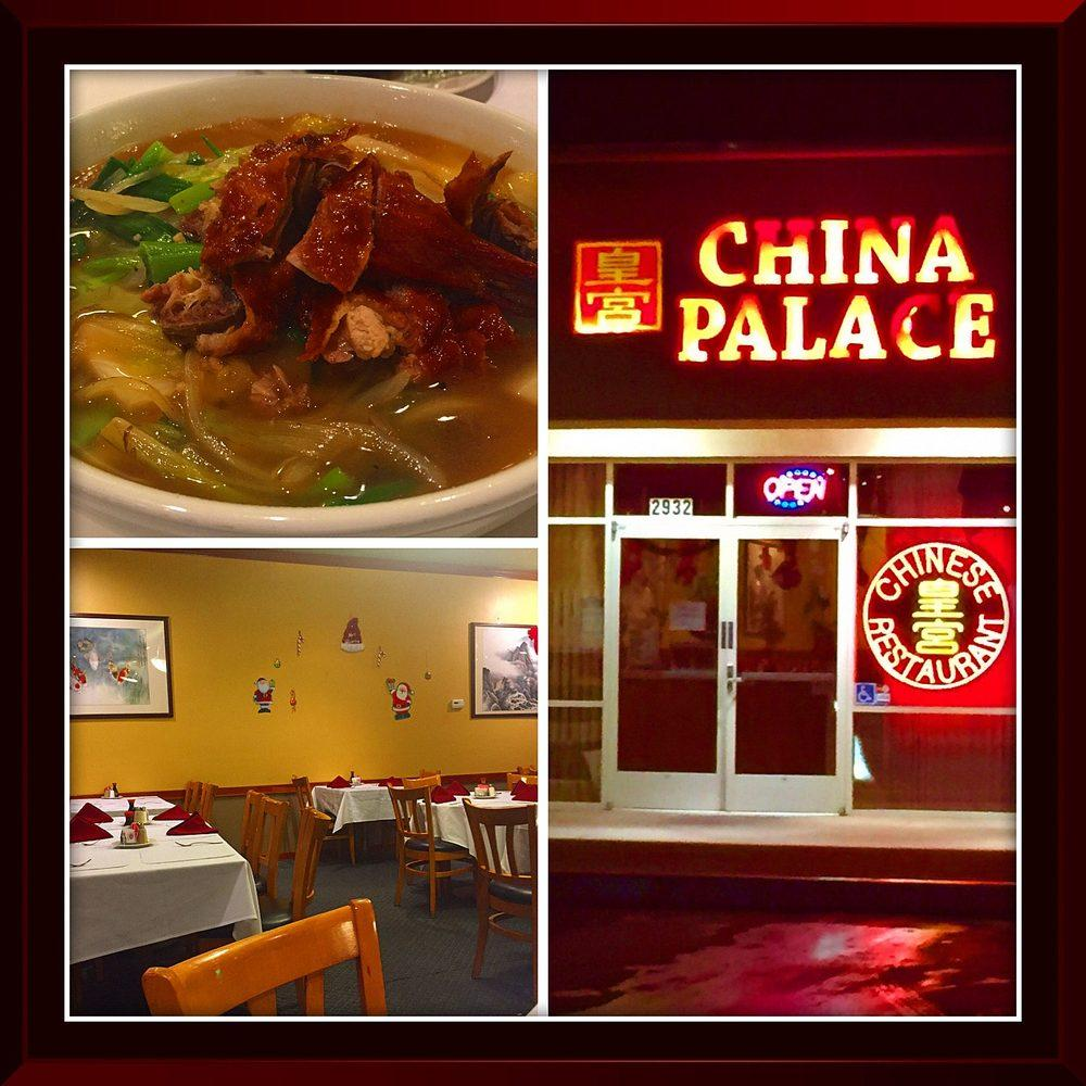 Photo of China Palace - Walnut Creek, CA, United States. Montage of images from China Palace