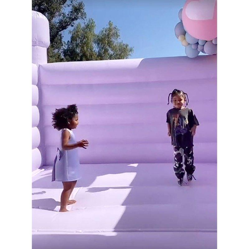 True Thompson Turns 3: How the Kardashian-Jenner Family Celebrated