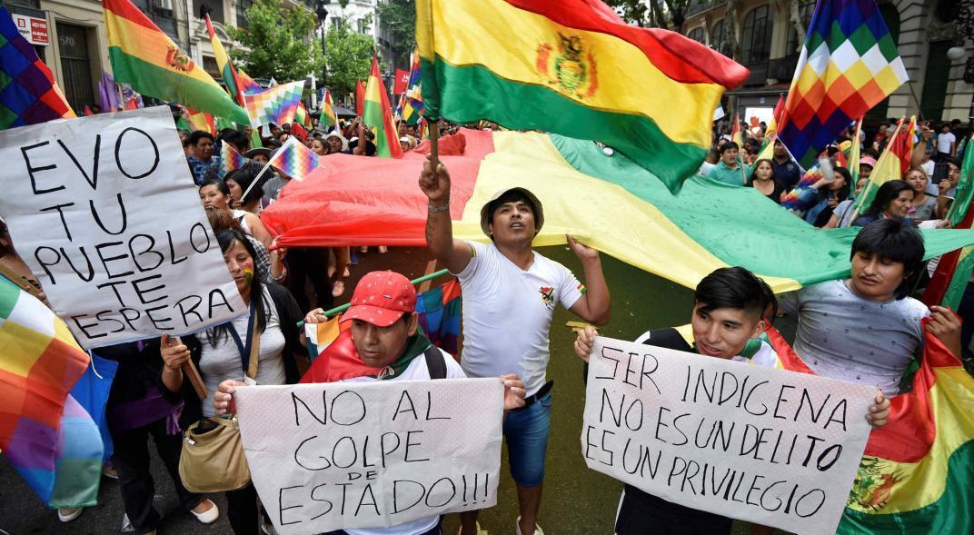 Estiman millonarias pérdidas por las protestas en Bolivia | La Voz
