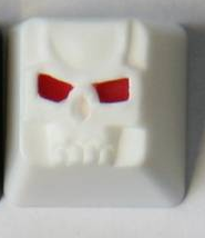 Clack Factory - Zwei-Color Skulls