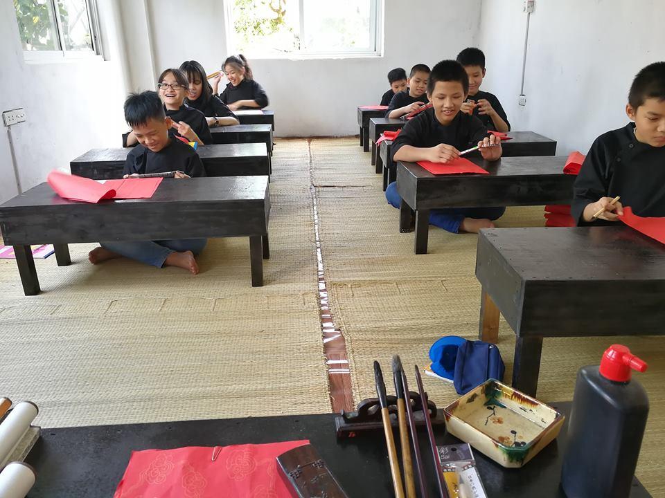 Chuỗi hoạt động giáo dục văn hóa di sản diễn ra tại Hồ Văn