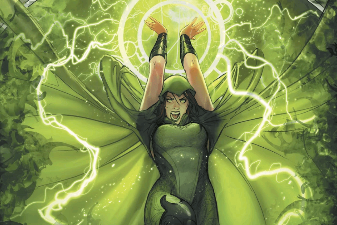 Enchantress is a persuasive answer to the question