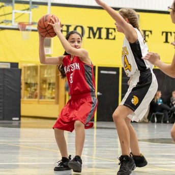 Watson Basketball Player Dasia R.