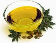 Castor oil used as natural home remedy