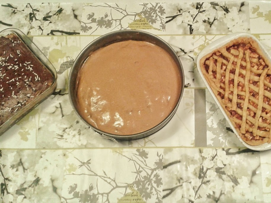 Welcome to Mommyhood: desserts