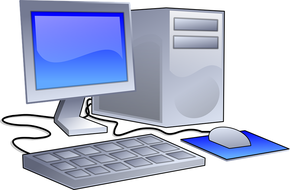 Free vector graphic: Workstation, Computer, Office - Free Image on ...