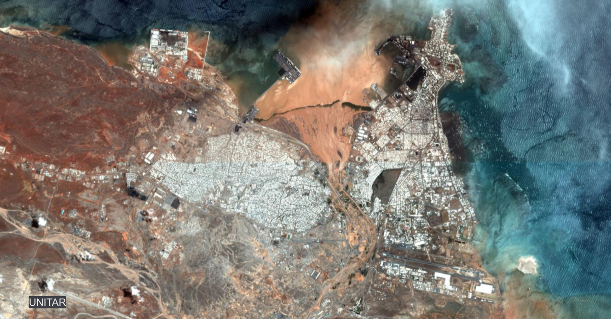 Opinion: The rise of satellite imagery — what does it mean for aid and beyond?