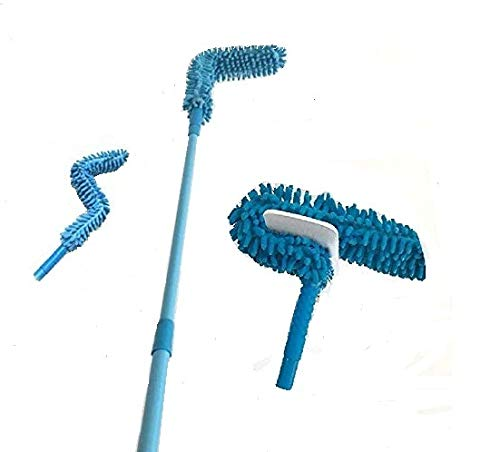 Foldable Microfiber Duster Brush